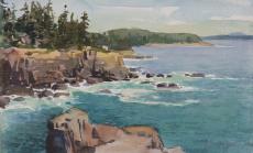 Acadia Cliffs