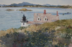 Brown's Head Light