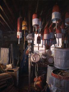 Hutchinsons Fish House Interior