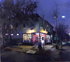 Charlie's at Night
