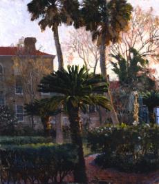 James Ladson House Garden