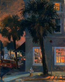 Queen Street Nocturne