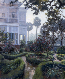 The Washington House Garden