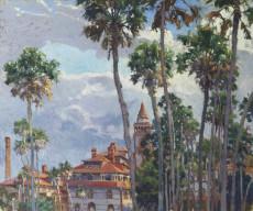 Flaglers Hotel Ponce De Leon